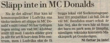 MC klubb